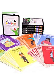 Yoga 4 Classrooms® Activity Card Deck