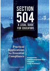 Image of Section 504: A Legal Guide for Educators: Practical Applications for E