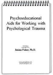 Psychoeducational Aids for Treating Psychological Trauma Flip Chart