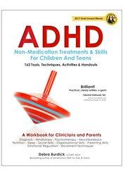 Image of ADHD: Non-Medication Treatments and Skills for Children and Teens