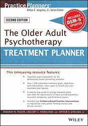 The Older Adult Psychotherapy Treatment Planner, with DSM-5® Updates, 2nd Edition
