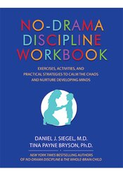 Image of No-Drama Discipline Workbook