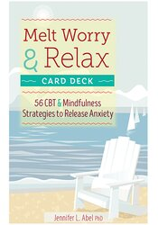 Melt Worry and Relax Card Deck