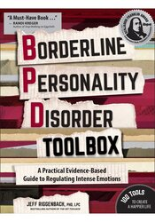 Image of Borderline Personality Disorder Toolbox