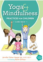 Image of Yoga and Mindfulness Practices for Children Card Deck