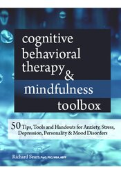 Image of Cognitive Behavioral Therapy & Mindfulness Toolbox: 50 Tips, Tools and