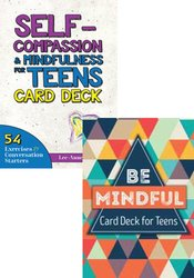 Mindfulness & Self-Compassion Deck for Teens Bundle