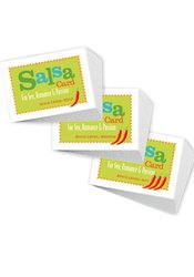 Salsa Card Deck