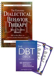 The DBT Workbook & Card Deck Bundle