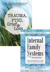 Trauma-Informed Treatment Workbook Bundle