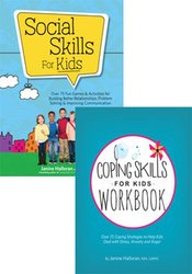 Coping & Social Skills Workbook Bundle