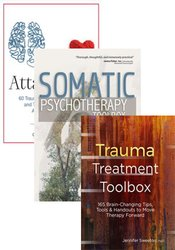 Trauma Assessment and Treatment Workbook Bundle