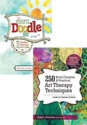 Art Therapy Techniques Workbook Bundle