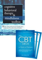 The CBT Workbook & Card Deck Bundle