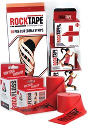 Rocktape Floss & Tape Variety Kit