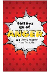 Letting Go of Anger Card Deck