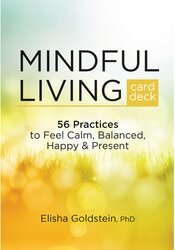 Image of Mindful Living Card Deck