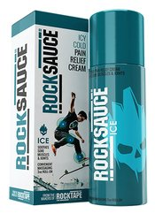 RockSauce Ice 3 oz – Pain Relieving Gel