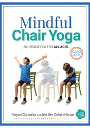 Image of Mindful Chair Yoga Card Deck