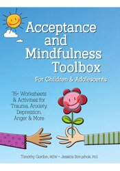 Image of Acceptance and Mindfulness Toolbox for Children and Adolescents
