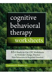 Image of Cognitive Behavioral Therapy Worksheets