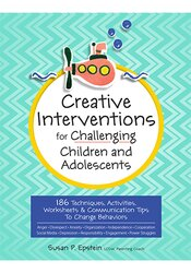 Image of Creative Interventions for Challenging Children & Adolescents