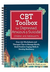 Image of CBT Toolbox for Depressed, Anxious & Suicidal Children and Adolescents