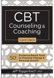 Image of CBT Counseling & Coaching Card Deck
