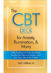 Image of The CBT Deck for Anxiety, Rumination, & Worry