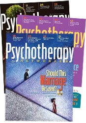 Psychotherapy Networker Magazine Subscription - 1 Year Introductory Offer (USA)