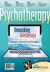 November/December 2020 Unmasking Teletherapy