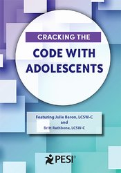 Cracking the Code with Adolescents