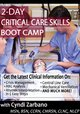 Critical Care Skills Boot Camp