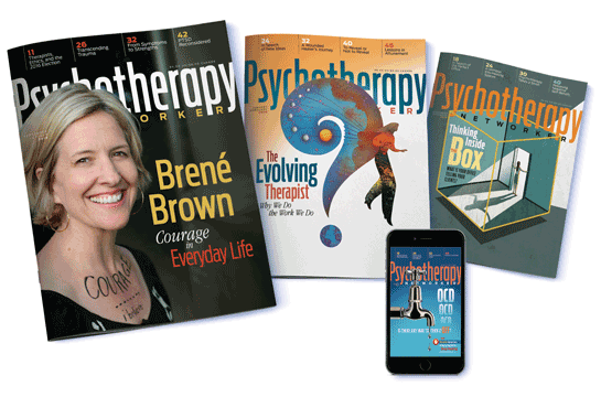 Psychotherapy Networker Magazine Subscription - 1 Year Digital & Print Subscription (USA) 2