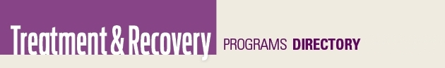 Treatment & Recovery Program Finder - An International calendar of psychotherapy resources