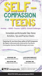 Image ofSelf-Compassion for Teens: Immediate and Actionable Strategies to Incr
