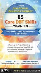 Image of2 Day Conference: Dialectical Behavior Therapy: 85 Core DBT Skills Tra