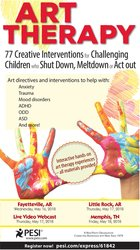 Image ofArt Therapy: 77 Creative Interventions for Challenging Children who Sh