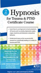 Image of2 Day Hypnosis for Trauma & PTSD Certificate Course