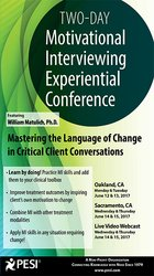 Image of2-Day Motivational Interviewing Experiential Conference: Mastering the