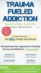 Image ofTrauma-Fueled Addiction: Stop the Suffering - End the Pain