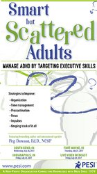 Image ofSmart but Scattered Adults: Manage ADHD by Targeting Executive Skills