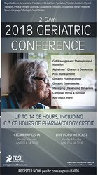 Image of2-Day: 2018 Geriatric Conference