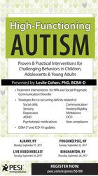 Image ofHigh-Functioning Autism: Proven & Practical Interventions for Challeng