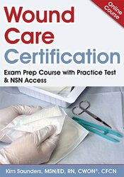 Image of Wound Care Certification: Exam Prep Course with Practice Test & NSN Ac