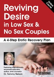 Image of Reviving Desire in Low Sex & No Sex Couples: A 4-Step Erotic Recovery