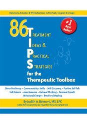 Image of 86 TIPS for the Therapeutic Toolbox: Treatment Ideas & Practical Strat