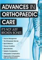 Image of Advances in Orthopaedic Care: It's Not Just Broken Bones