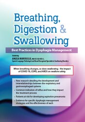 Breathing, Digestion and Swallowing: Best Practices in Dysphagia Management 1