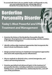 Image of Borderline Personality Disorder: Treatment and Management that Works